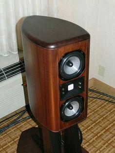 Raven Bard speakers Floor Speakers, High End Speakers, Monitor Speakers, Bookshelf Speakers, Audiophile Speakers, Hifi Audio, Audio Speakers, Dj Equipment, Speaker Design