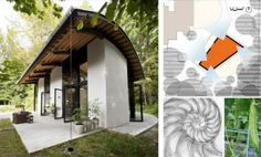 natural design exterior by Nautilus Studio from another side