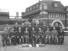 Bristol Shooting Club 1930s.