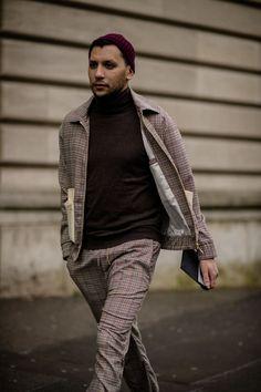 The best street style from Paris Fashion Week Men's AW18 | British GQ