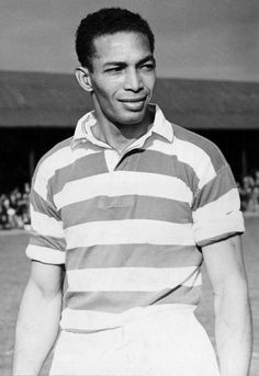 Giles Heron, father of Jazz legend Gill Scott Heron, became the first Afro-Caribbean player to play first team football for Celtic. Black Canadians, Gil Scott Heron, Super Images, Canadian Army, Moving To Canada, Merchant Navy, Celtic Fc, One Team, Soccer Players