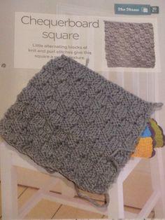 Issue 29 - Chequerboard square