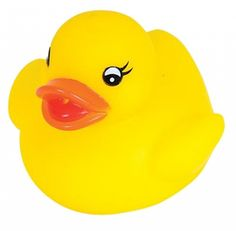Novelty Place[FloatSqueak] Rubber Duck Ducky Baby Bath Toy for Kids (12 Pcs)