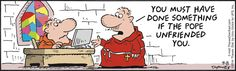 Frank & Ernest Comic Strip, September 08, 2014 on GoComics.com