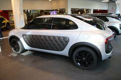 Étude Citroën C4 Cactus!
