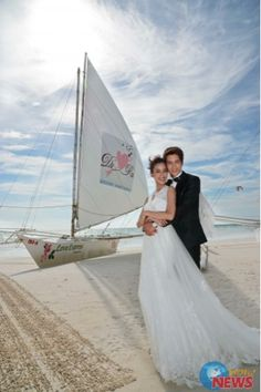 Daddy's Lovely Daughter: George Hu - Annie Chen Couple
