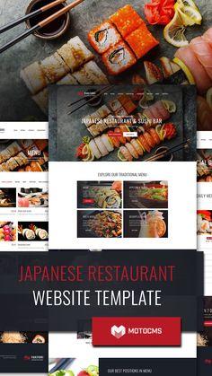 38 Best Food Website Templates images in 2019 | Food website