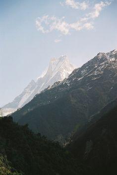 Fishtail Peak   Annapurna, Nepal