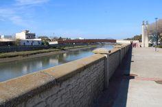 rio iro en Chiclana de la frontera Rio, Sidewalk, Side Walkway, Sidewalks, Pavement, Walkways