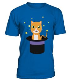 # Cat In the magican hat T Shirt .  HOW TO ORDER:1. Select the style and color you want: 2. Click Reserve it now3. Select size and quantity4. Enter shipping and billing information5. Done! Simple as that!TIPS: Buy 2 or more to save shipping cost!This is printable if you purchase only one piece. so dont worry, you will get yours.Guaranteed safe and secure checkout via:Paypal | VISA | MASTERCARD