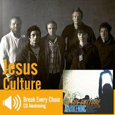 "Ouça a música ""Break Every Chain"" do CD Awakening do Jesus Culture / Listen to the music ""Break Every Chain"" from the CD Awakening by Jesus Culture: http://www.onimusic.com.br/player/player.aspx?IdMusica=795&utm_campaign=musicas-oni&utm_medium=post-18fev&utm_source=pinterest&utm_content=jesus-break-every-chain-trecho-player"