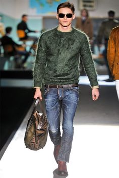 Dsquared2 Fall Winter 2012/2013