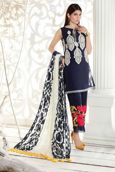 Pakistan's most prominent fashion brand Charizma has gone to launched its latest Eid Collection 2017.