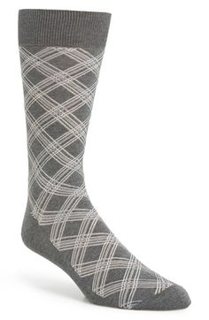Canali+Argyle+Socks+available+at+#Nordstrom