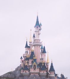 One day I will go to Disney. I have never been but would love to go