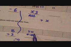 How to Invert Intervals for Intermediate Music Theory exam Music Theory, Memories, Writing, Learning, Math Equations, Tips, Cards, Memoirs, Souvenirs