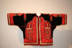 I've never seen one like this. Palestinian Embroidery.