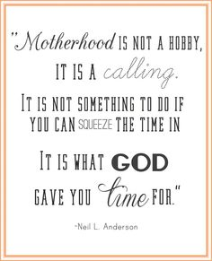 Motherhood