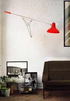 Diana wall lamp from Delightful