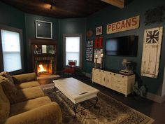 WOW. A Hatmaker Home Renovation : On TV : Home & Garden Television