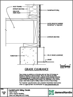 1000 Images About Board And Batten Siding On Pinterest Cad Drawing James Hardie And Board