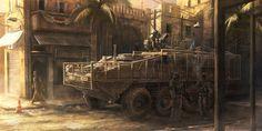 Baghdad by RadoJavor.deviantart.com on @DeviantArt