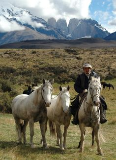 Photo Gallery - Glacier Camping Ride- Horseback riding in Chile with Equitours