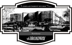 The Broadway in downtown L.A. http://www.thedepartmentstoremuseum.org/2010/06/broadway-los-angeles-california.html