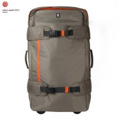 4f919981e20df Crumpler Track Jack Trolley L golden weed Wheeled Luggage buy now in the  official Crumpler Online Shop - Best offers - completely Crumpler  collection on ...