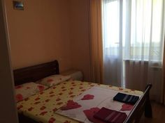 Apartment on Obolonskiy Prospect 12 Kiev Set in Kiev, Apartment on Obolonskiy Prospect 12 is 6 km from St. Michael's Golden-Domed Monastery. Saint Sophia Cathedral is 6 km away. Free WiFi is provided .  The accommodation comes with a cable flat-screen TV.