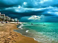 Fort Lauderdale Beach Photograph - Fort Lauderdale Beach Fine Art Print
