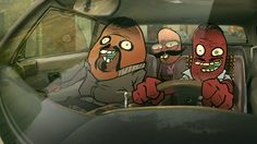 "Official animated music video ""Yini Bo"" feat. Cape Town Effects. D-Planet Remix Taken from the Mini LP ""Secret Stachella"" - 2015  3 moustache…"