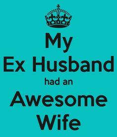 Better than 'Keep Calm' ;) divorce humor