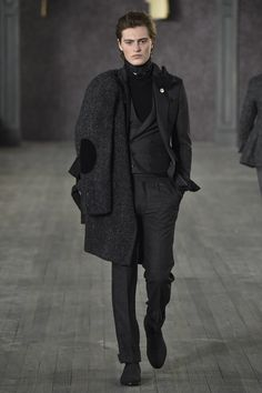 Joseph Abboud Menswear Fall Winter 2016 New York