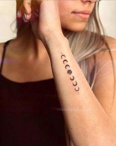 First wrist tattoo placement: 42 small hand doll tattoo ideas for women - page 17 of 42 - tattoo ideas - # for . - sandy - First wrist tattoo placement: 42 small hand doll tattoo ideas for women – page 17 of 42 – tatto - Tiny Tattoos For Girls, Wrist Tattoos For Women, Small Wrist Tattoos, Tattoo Girls, Tattoos For Women Small, Tattoo Platzierung, Pagan Tattoo, Tattoo Style, Body Art Tattoos