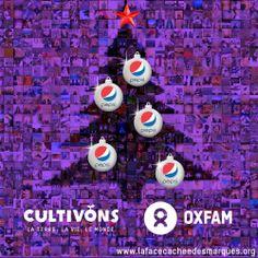 Pepsi, et si vous profitiez de cette période de fêtes pour faire plaisir aux centaines de milliers de personnes qui vous demandent d'agir contre les accaparements de terres dans vos chaînes d'approvisionnement ? Agissez : www.behindthebrands.org/fr/actnow