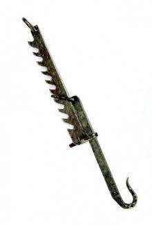 Mittelalterliche Kessels�ge - klein