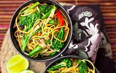 Chinese vegetable chow mein recipe | GoodtoKnow