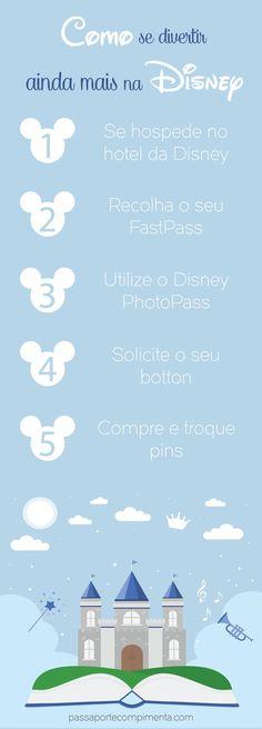 Programando sua viagem para a Disney? Confira as nossas dicas para você aproveitar mais e melhor esse destino.: