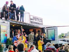 Rollende Keukens foodtruck festival Amsterdam