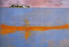 Peter Doig-100 Years Ago