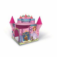 Playhut Sofia The First Princess Castle Tent: Toys & Games