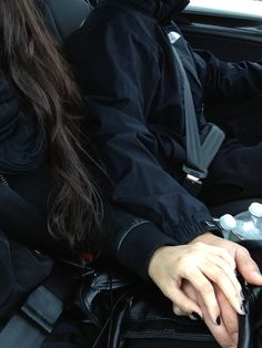 I've always wanted to hold a guys hand while they drove. Idek. Just the simplicity