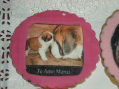 Dile a tu mamá que la quieres con una galleta como esta!