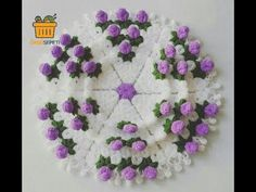 Make wonders with weave , how to make easy knitting ? Knitting Videos, Crochet Videos, Easy Knitting, Knitting For Beginners, Crochet Dollies, Crochet Baby, Knit Crochet, Crochet Flower Tutorial, Crochet Flowers