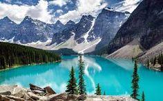 Dağlar doğal manzaraların hem başlangıcı hem de bitişidir. ~John Ruskin Fotoğraf: Bonff Ulusal Parkı, Kanada