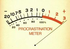 Overcome Procrastination with an Unschedule - instructions here