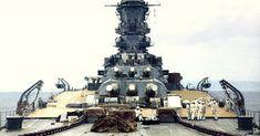 The Mighty Japanese Battleship Musashi – The Launch that Flooded Nagasaki