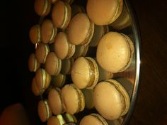 Home made Macaroons  wieth cacao