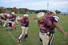 Brain Problems Blamed on Playing Tackle Football in Youth